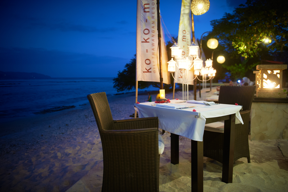 The Restaurant Get There Fast Then Take It Slow Ko Ko Mo Gili T