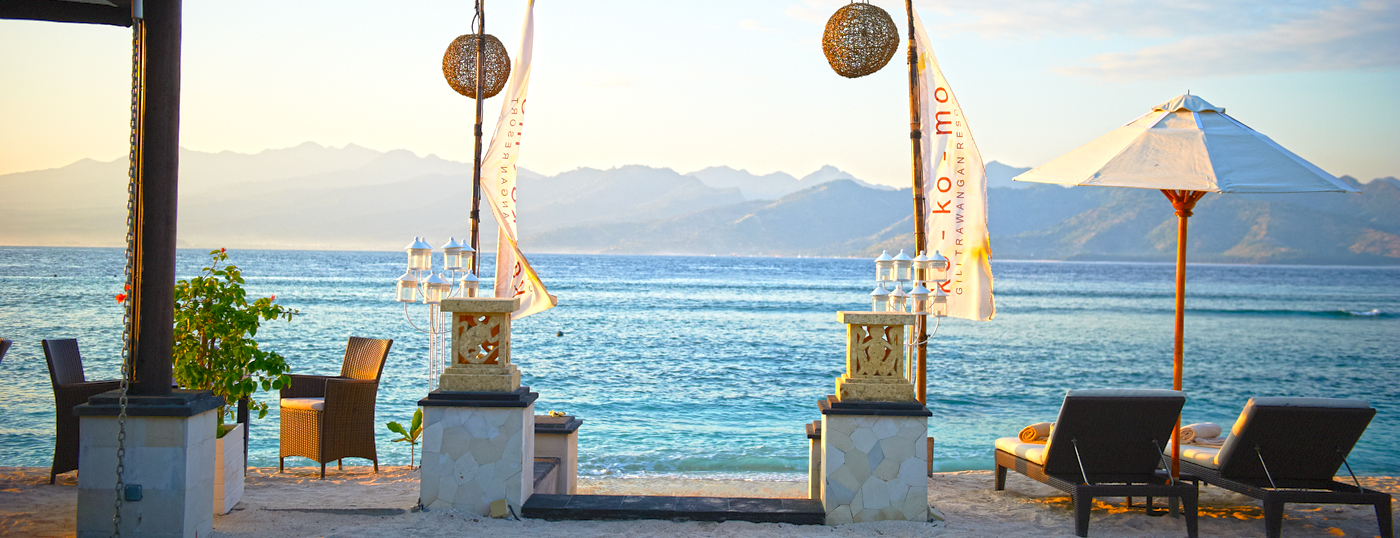 Ko Mo Gili Traan Luxury Villa Accommodation Get There Fast Then Take It Slow T Offering One Two And Three Bedroom Villas